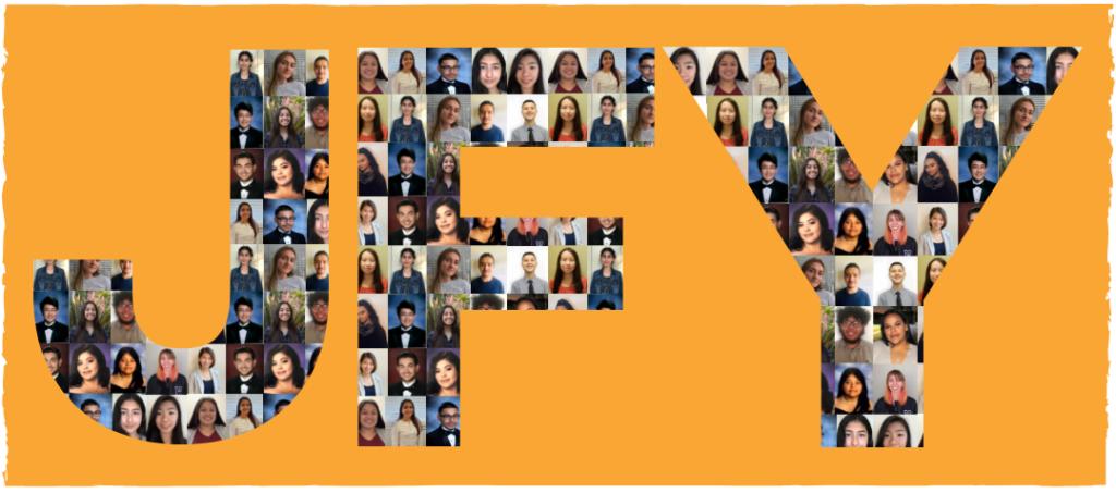 Collage of 2019 JFY Scholars