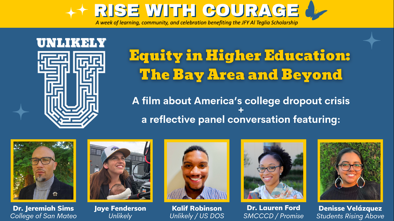 Equity in Higher Education: The Bay Area and Beyond Panel Conversation