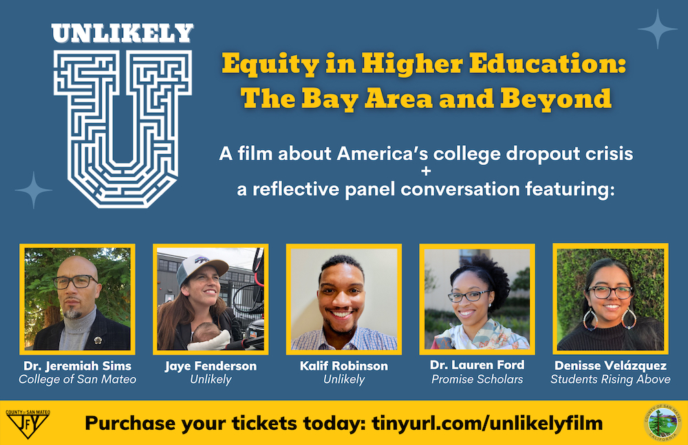 Equity in Higher Education: The Bay Area and Beyond
